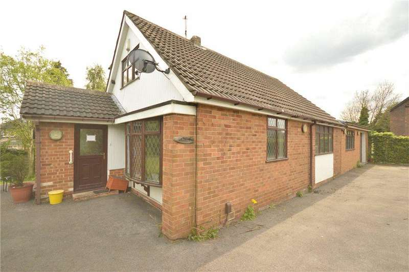 5 Bedrooms Detached Bungalow for sale in Garth Walk, Leeds