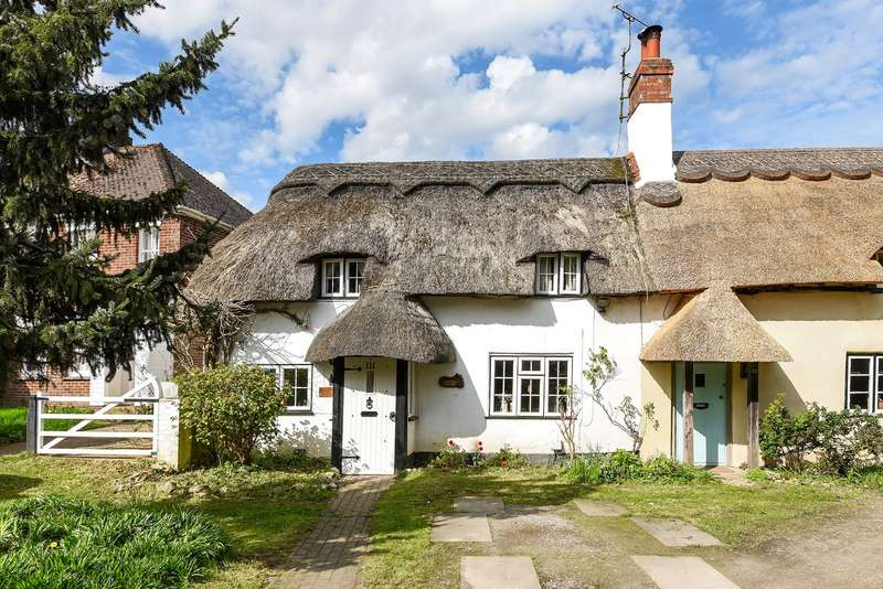 2 Bedrooms Cottage House for sale in Charlton Village, Charlton, Andover, SP10