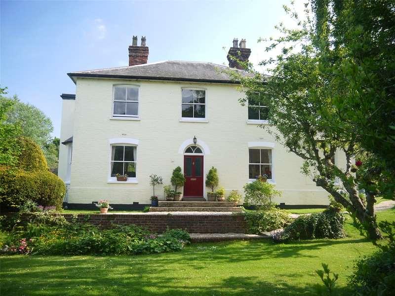 3 Bedrooms Detached House for sale in Halfway Bridge, Lodsworth, Petworth, West Sussex, GU28