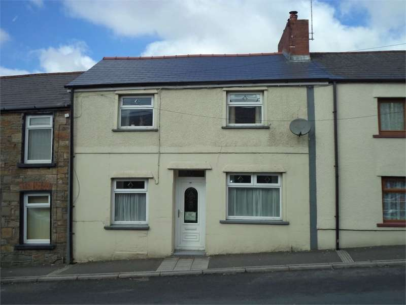 3 Bedrooms Terraced House for sale in Beaufort Road, Tredegar, NP22