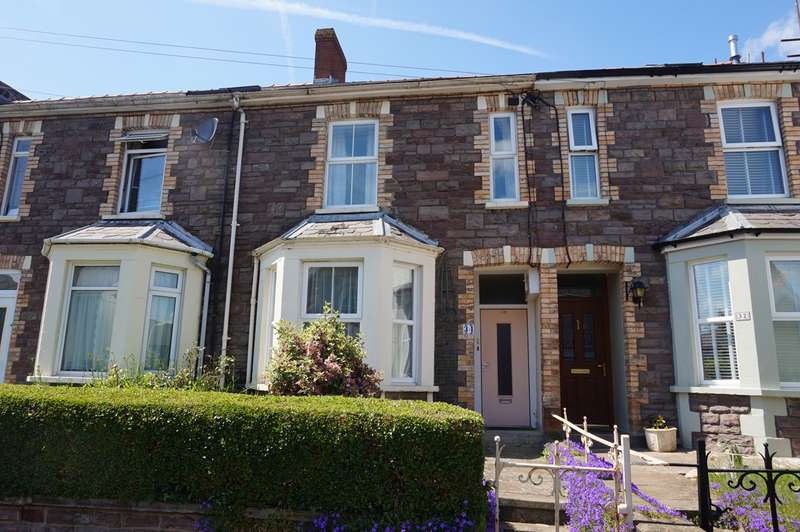 3 Bedrooms Terraced House for sale in Park Street, ABERGAVENNY, NP7