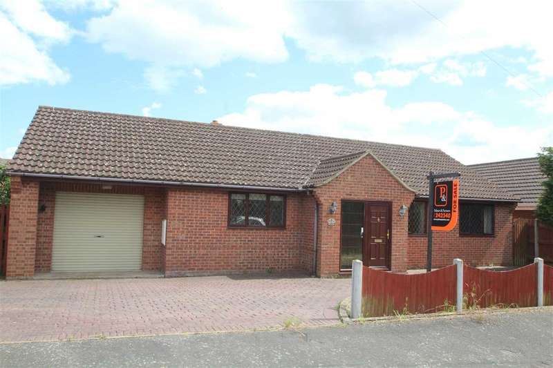 3 Bedrooms Detached Bungalow for sale in The Drift, Great Cornard