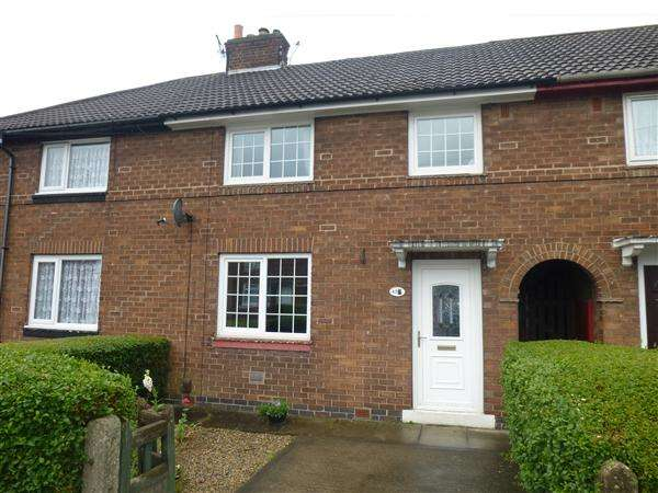 3 Bedrooms Terraced House for sale in St Phillips Grove, Clifton, York