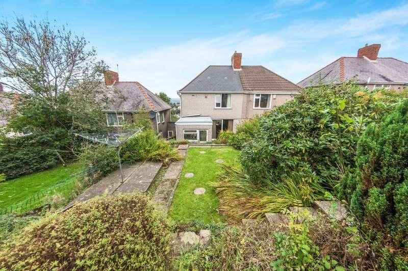 3 Bedrooms Semi Detached House for sale in Gwynedd Avenue, Cockett, Swansea