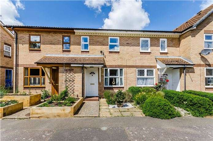 2 Bedrooms Terraced House for sale in Buckthorn, Ely