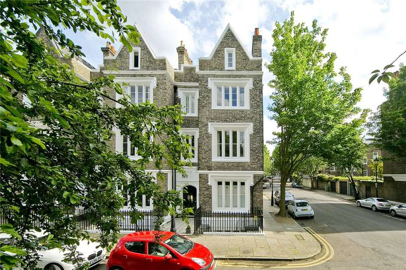 2 Bedrooms Flat for sale in Lonsdale Square, Barnsbury, N1