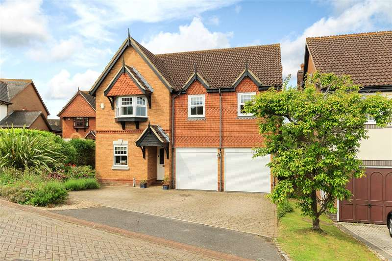 5 Bedrooms Detached House for sale in Barn Close, Oxford, OX2