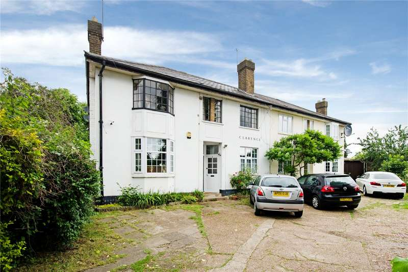 2 Bedrooms Maisonette Flat for sale in Clarence Road, Bowes Park, N22