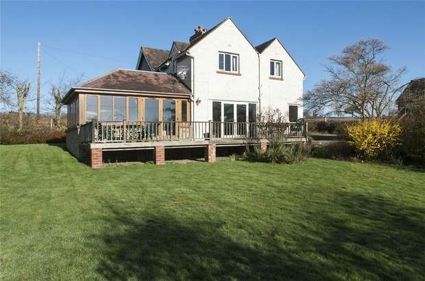3 Bedrooms Cottage House for sale in The Golden Placket, Seifton, Near Ludlow, Shropshire