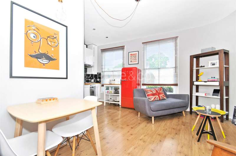 1 Bedroom Flat for sale in Malden Place, Kentish Town, London, NW5