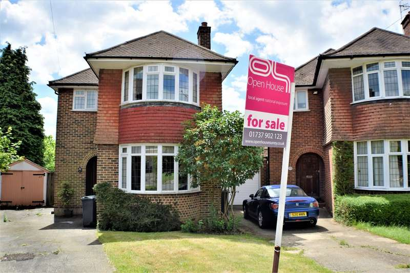 3 Bedrooms Detached House for sale in Redstone Manor, Redhill