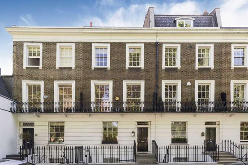 3 Bedrooms House for sale in Cheltenham Terrace, London, SW3