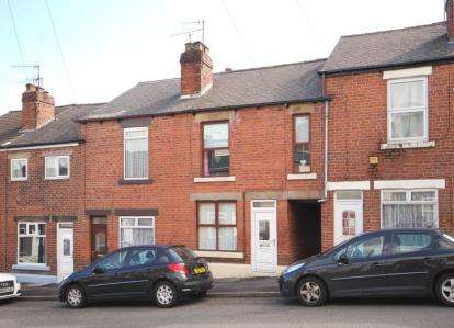 2 Bedrooms Terraced House for sale in Woodseats Road, Sheffield, South Yorkshire