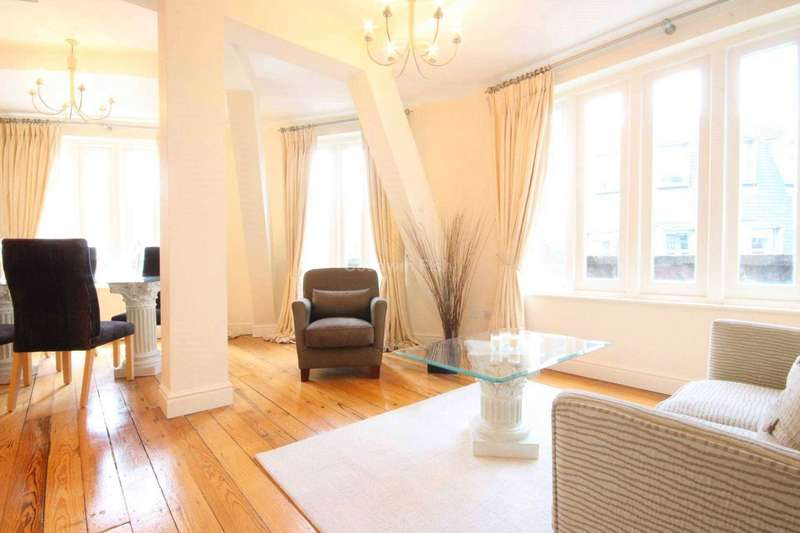 2 Bedrooms Apartment Flat for sale in The Chambers, 2-6 Booth Street, City Centre