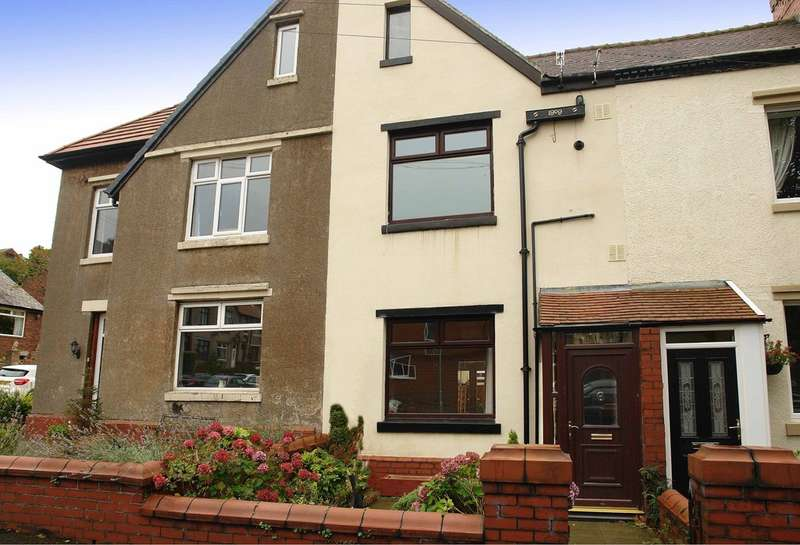 2 Bedrooms Town House for sale in Central Avenue, Greenfield, Saddleworth