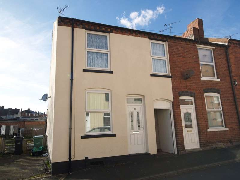 2 Bedrooms End Of Terrace House for sale in Meeting Street, Netherton
