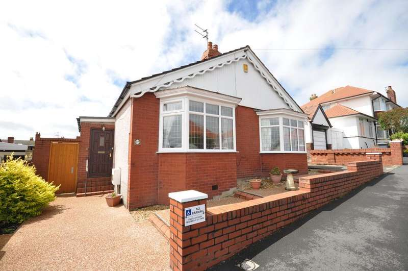 3 Bedrooms Detached Bungalow for sale in Bamber Avenue, Bispham, Blackpool, Lancashire, FY2 9JD