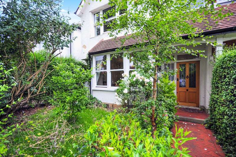 4 Bedrooms Semi Detached House for sale in Osterley Avenue, Osterley, TW7