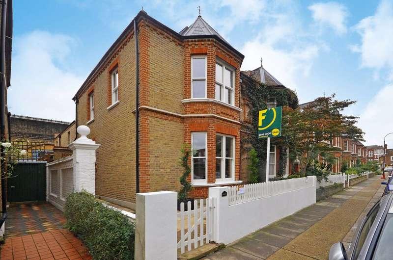 3 Bedrooms House for sale in Ravenscourt Gardens, Ravenscourt Park, W6