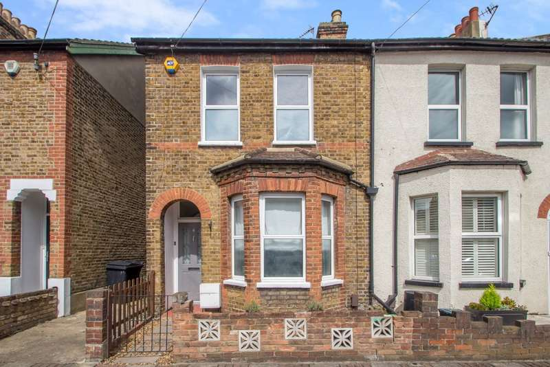 2 Bedrooms End Of Terrace House for sale in Park End, Bromley