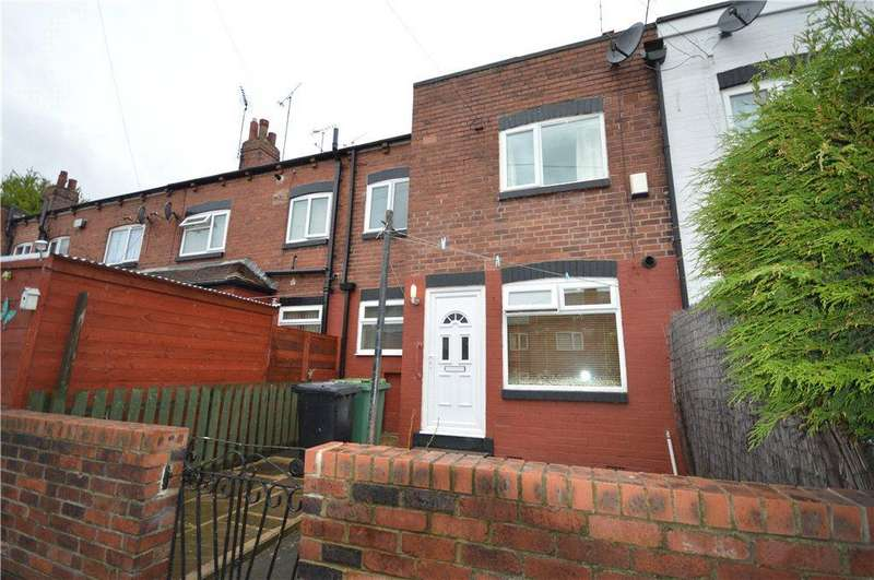 2 Bedrooms Terraced House for sale in Westbury Place South, Leeds