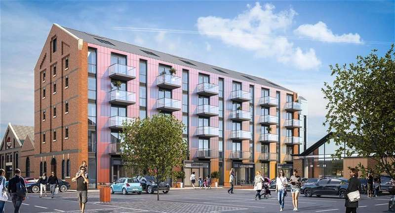2 Bedrooms Duplex Flat for sale in Provender, The Docks, Gloucester