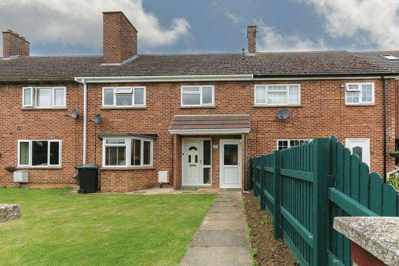 3 Bedrooms Terraced House for sale in Manor Close, Witchford