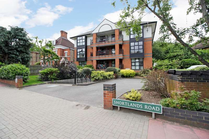 2 Bedrooms Flat for sale in Shortlands Road, Bromley, BR2