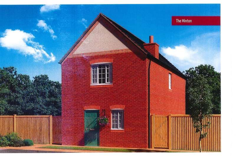 3 Bedrooms Detached House for sale in Heritage Park, Tutbury, Burton-On-Trent, DE13