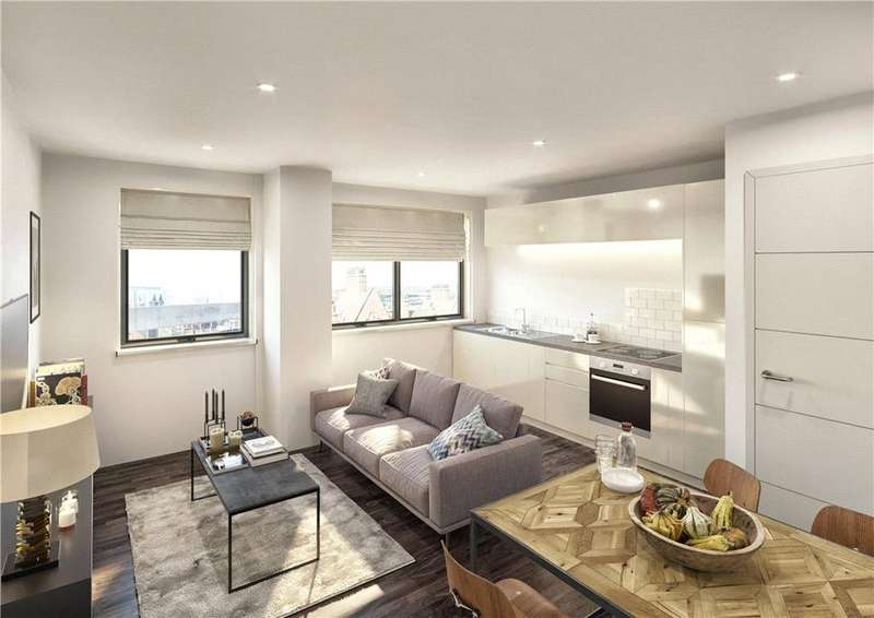 2 Bedrooms Flat for sale in The Fitzgerald, 1 West Bar, Sheffield City Centre, Sheffield, S3
