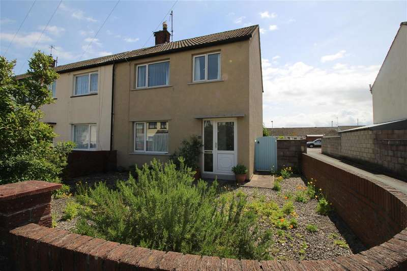3 Bedrooms End Of Terrace House for sale in Park Road, MILLOM