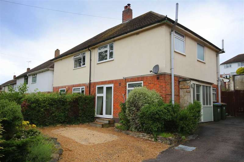 3 Bedrooms Semi Detached House for sale in Witts Hill, Southampton
