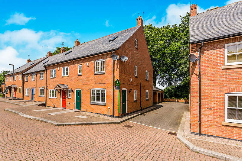 1 Bedroom Flat for sale in Rectory Gardens, Newbold Verdon, Leicester, LE9