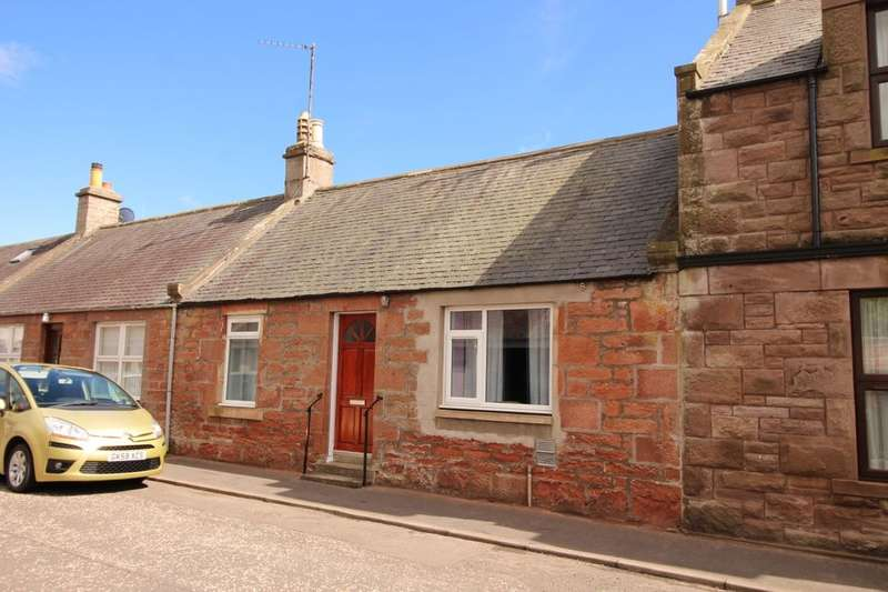 2 Bedrooms Property for sale in Union Street, Edzell, Brechin, DD9