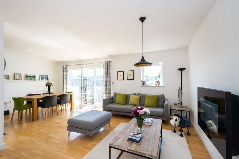 3 Bedrooms Flat for sale in Clephane Road, London, N1