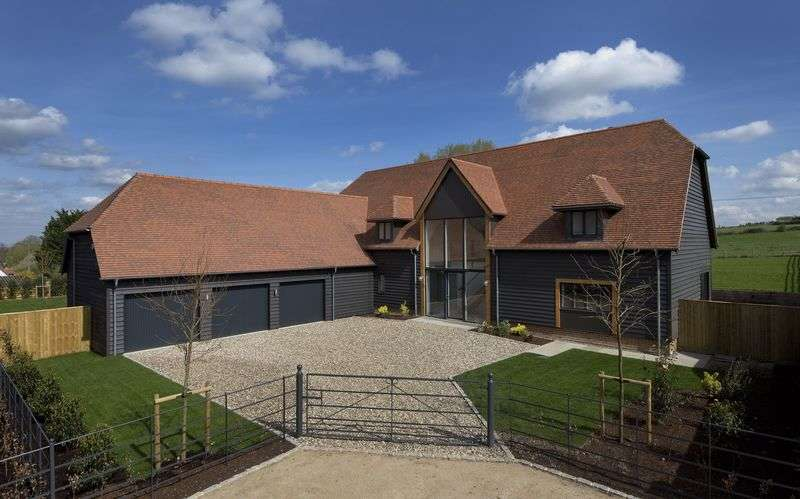 4 Bedrooms Property for sale in Stowhill, Childrey, Wantage