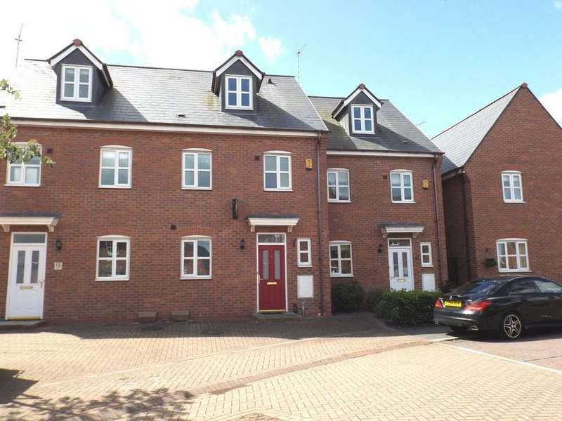4 Bedrooms Town House for sale in Golden Hill, Weston