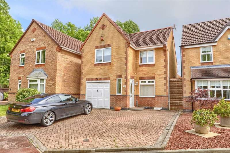 3 Bedrooms Detached House for sale in Coate Close, Hemlington