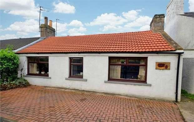 3 Bedrooms Cottage House for sale in Cupar Road, Kettlebridge, Cupar, Fife