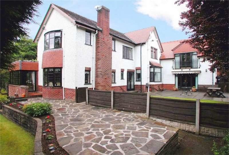 5 Bedrooms Detached House for sale in Stapleton Avenue, Heaton, Bolton, Lancashire