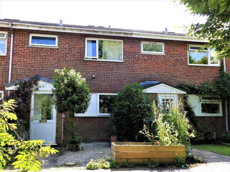 3 Bedrooms Terraced House for sale in Cherry Tree Walk, Horsham