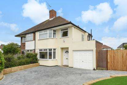 3 Bedrooms Semi Detached House for sale in Green Lane, London