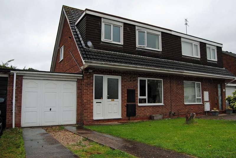 3 Bedrooms Semi Detached House for sale in Prince Of Wales Lane, Yardley Wood