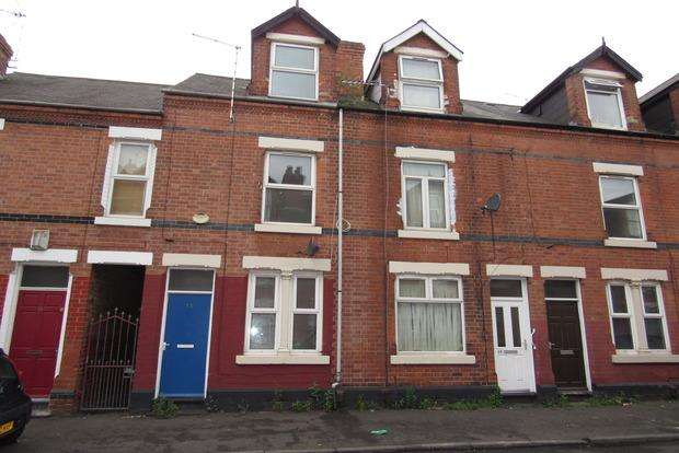 3 Bedrooms Terraced House for sale in Kentwood Road, Sneinton, Nottingham, NG2