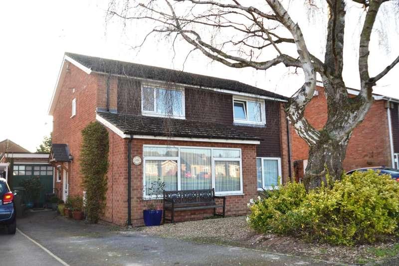3 Bedrooms Semi Detached House for sale in Westfield Road, Benson