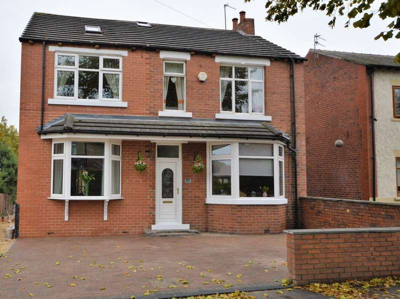 4 Bedrooms Detached House for sale in Dewsbury Road, Wakefield