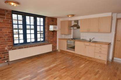 1 Bedroom Flat for sale in Simpsons Fold West, 22 Dock Street, Leeds, West Yorkshire