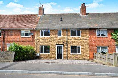 4 Bedrooms Terraced House for sale in Forest Road, Clipstone Village, Mansfield, 137 Forest Road