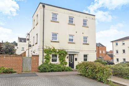 4 Bedrooms Semi Detached House for sale in Redmarley Road, Cheltenham, Gloucestershire, Cheltenham