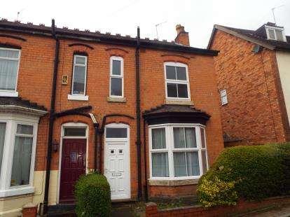 3 Bedrooms Terraced House for sale in Spring Hill, Erdington, Birmingham, West Midlands